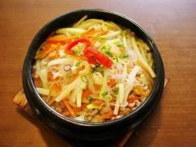 粉丝虾米节瓜煲 补水利尿添食欲