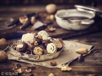 巧克力界的流行风 你吃对了吗?