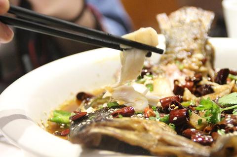 臭鱼也是传奇徽菜 又香又臭的鱼你试过没?