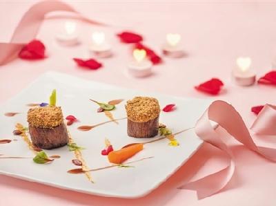 情人节主题餐饮:以爱情的名义吃大餐