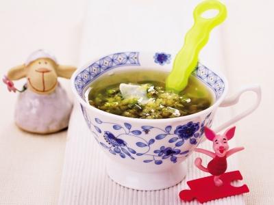 來碗綠豆銀英飲 清熱解毒還能祛痘