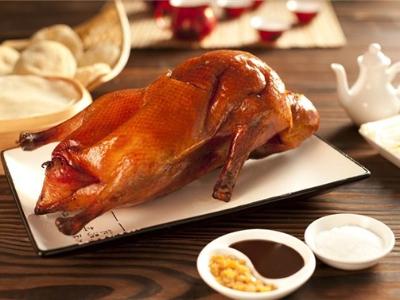 吃个鸭子 初秋平补不贴膘