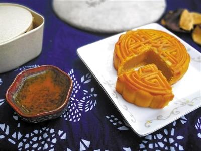 普洱+陈皮 最配月饼