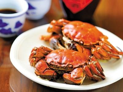 这个时候吃大闸蟹就对了!
