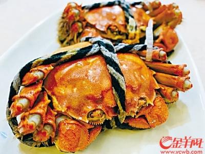 金秋吃蟹 这样吃才健康